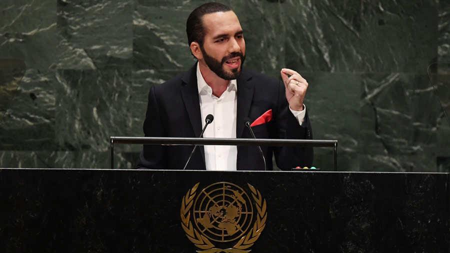 UN General Assembly general debate