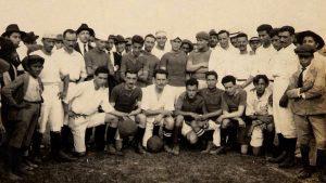 ¿Sabías que hace 98 años la primera Selección de Fútbol de El Salvador jugó su partido inicial?