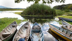 Conoce este paradisíaco sitio en El Salvador donde las lanchas con remos son las únicas permitidas
