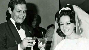 """Las fotos inéditas de la boda de """"La Chilindrina"""" y su difunto esposo"""