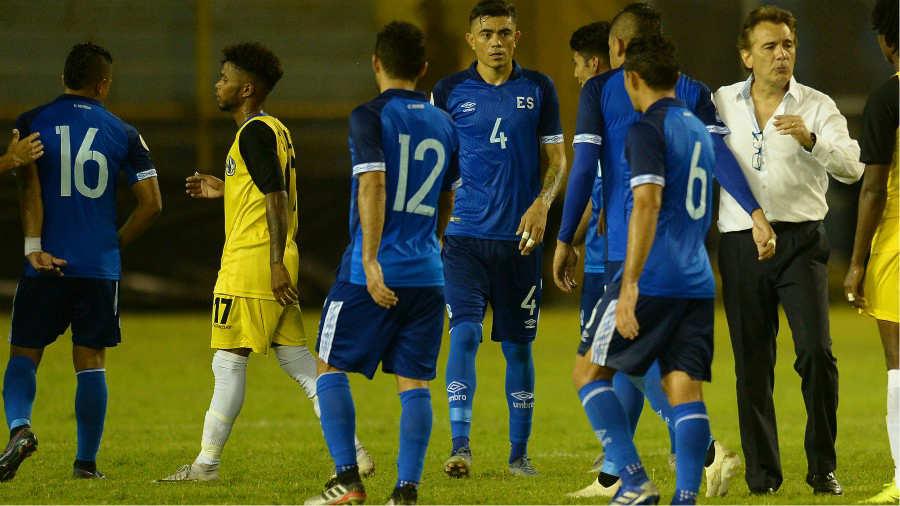 Liga de Naciones CONCACAF 2019: El Salvador 3 Santa Lucia 0. Selecta2