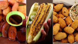 Los tradicionales antojitos salvadoreños para disfrutar esta tarde