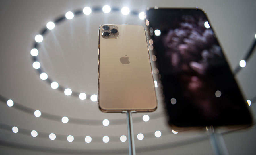 Apple expected to unveil new iPhone