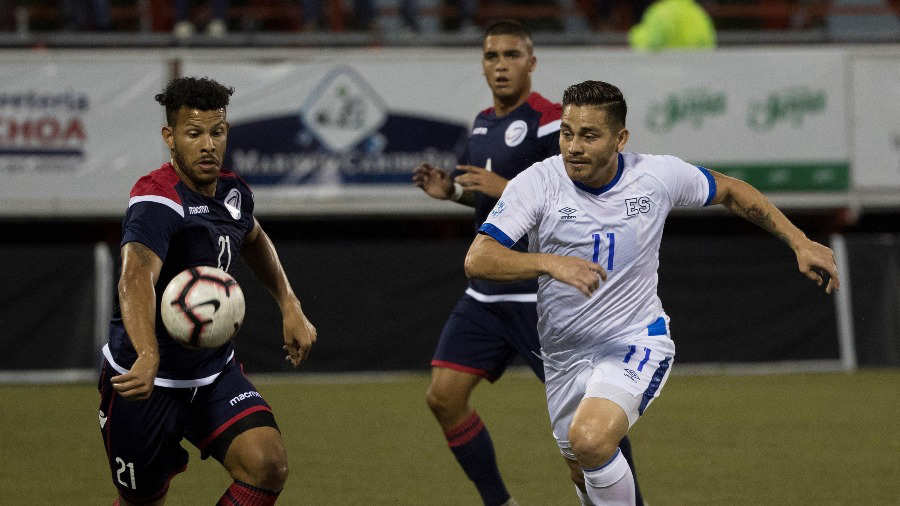 Liga de Naciones CONCACAF 2019: El Salvador 0 La Republica Dominicana 1. Rep%C3%BAblica-dominicana-el-salvador-01