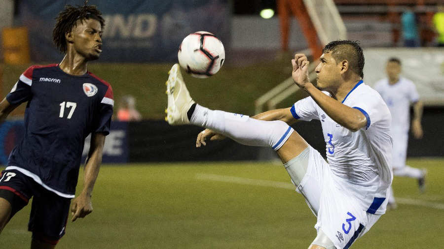 Liga de Naciones CONCACAF 2019: El Salvador 0 La Republica Dominicana 1. Rep%C3%BAblica-dominicana-el-salvador-02