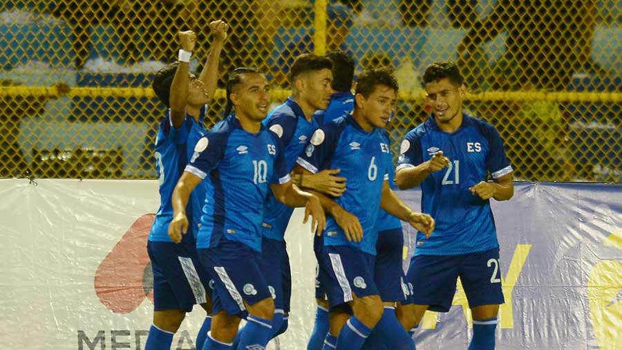 Liga de Naciones CONCACAF 2019: El Salvador 3 Santa Lucia 0. Selecta1