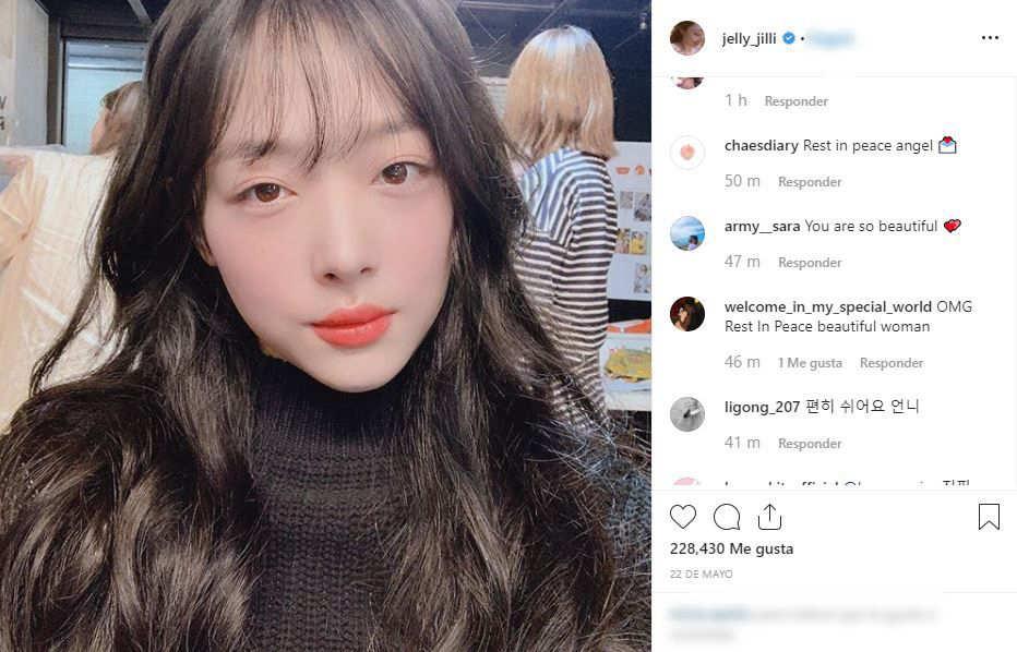 Sulli cantante de K-Pop víctima de ciberacoso es hallada muerta