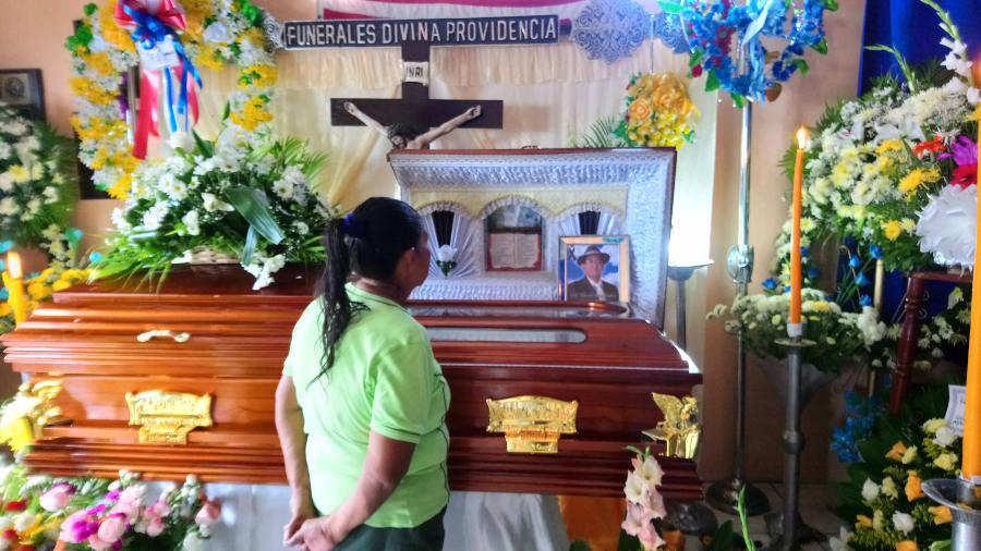 Habitantes De San Pedro Nonualco Lloran La Muerte De Chepito Su Alcalde Noticias De El Salvador Elsalvador Com