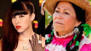 Los divertidos comentarios en redes tras el rumor de que la vocalista de Belanova era hija de la India María