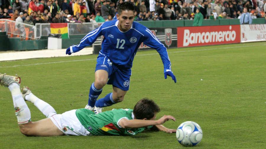Juego amistoso contra Bolivia el sabado 23 de noviembre del 2019. [Cancelado]. El-Salvador-Bolivia-02