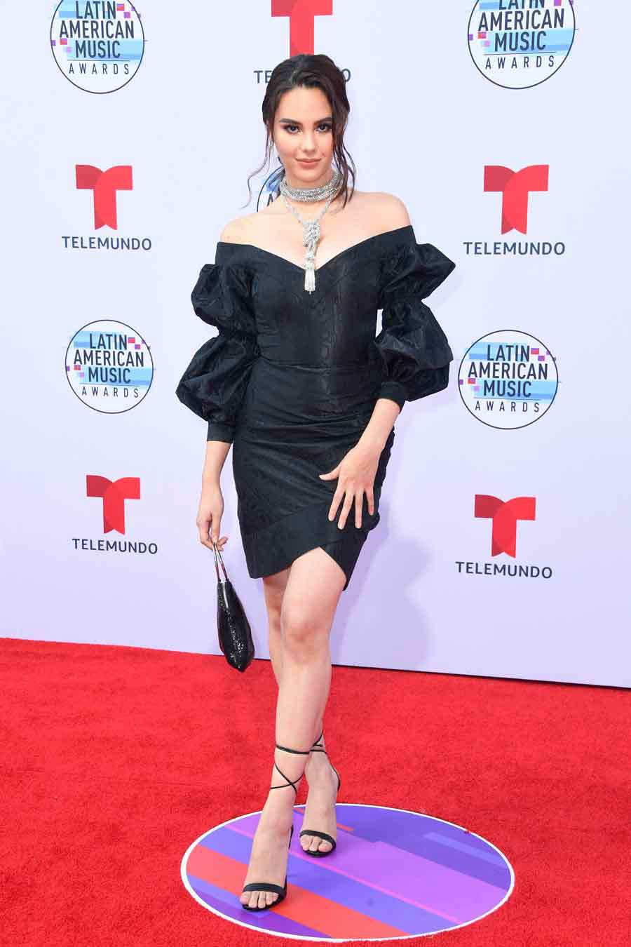 2019 Latin American Music Awards - Arrivals