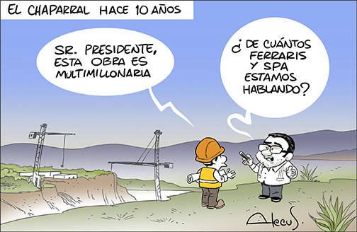 El Chaparral hace 10 años | Noticias de El Salvador - elsalvador.com