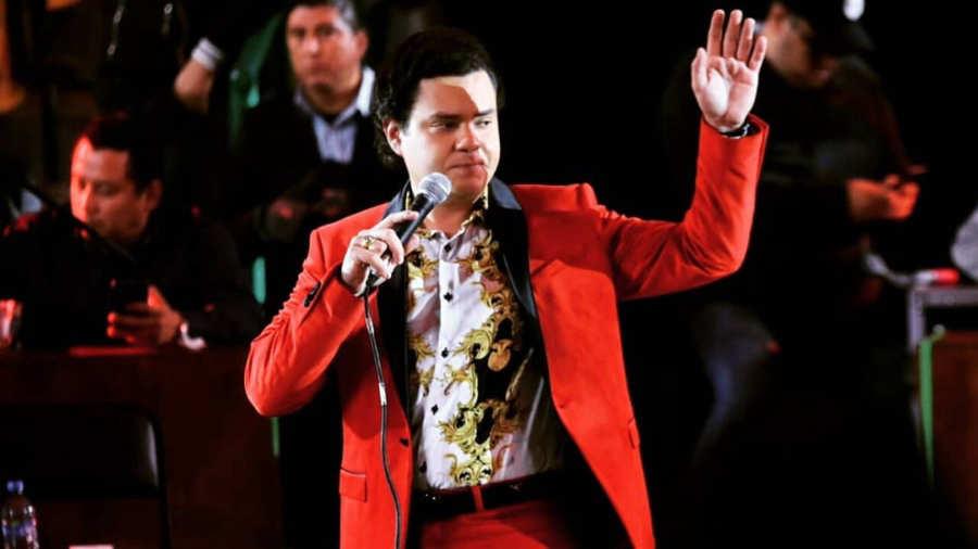 Manuel José será demandado por los hijos mayores del fallecido cantante mexicano. Foto EDH / Instagram
