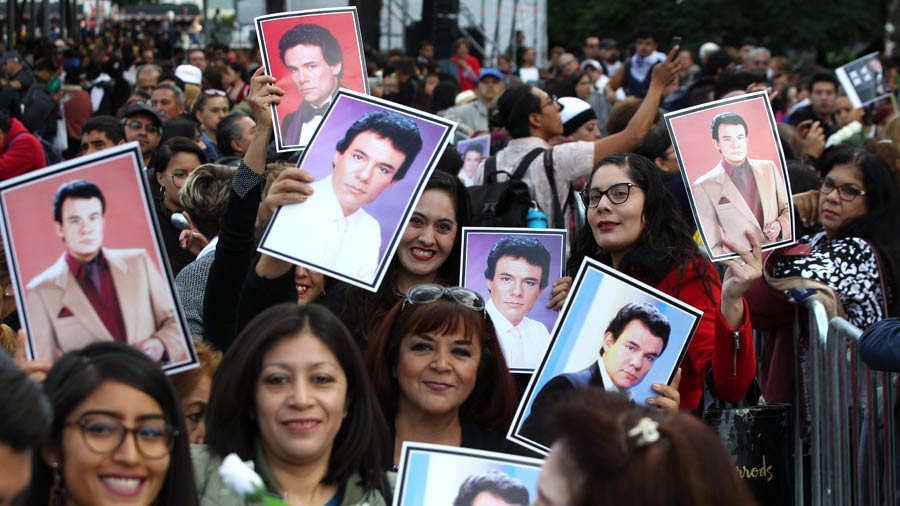 Cl·sicos de la m˙sica popular mexicana amenizar·n el ˙ltimo adiÛs a JosÈ JosÈ