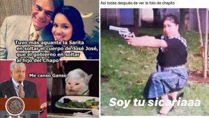 """Usuarios castigaron con divertidos memes la liberación de Ovidio Guzmán, hijo de """"El Chapo"""""""