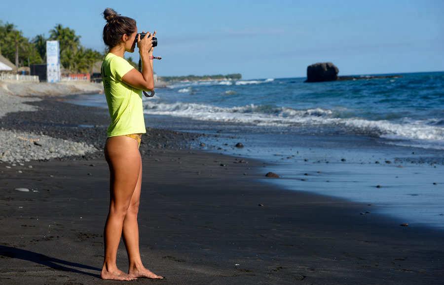 Chicas de Surf