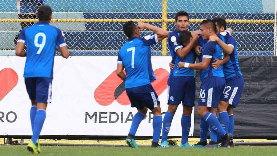Liga de Naciones CONCACAF 2019: El Salvador 2 La Republica Dominicana 0. El-Salvador-Republica-Dominicana