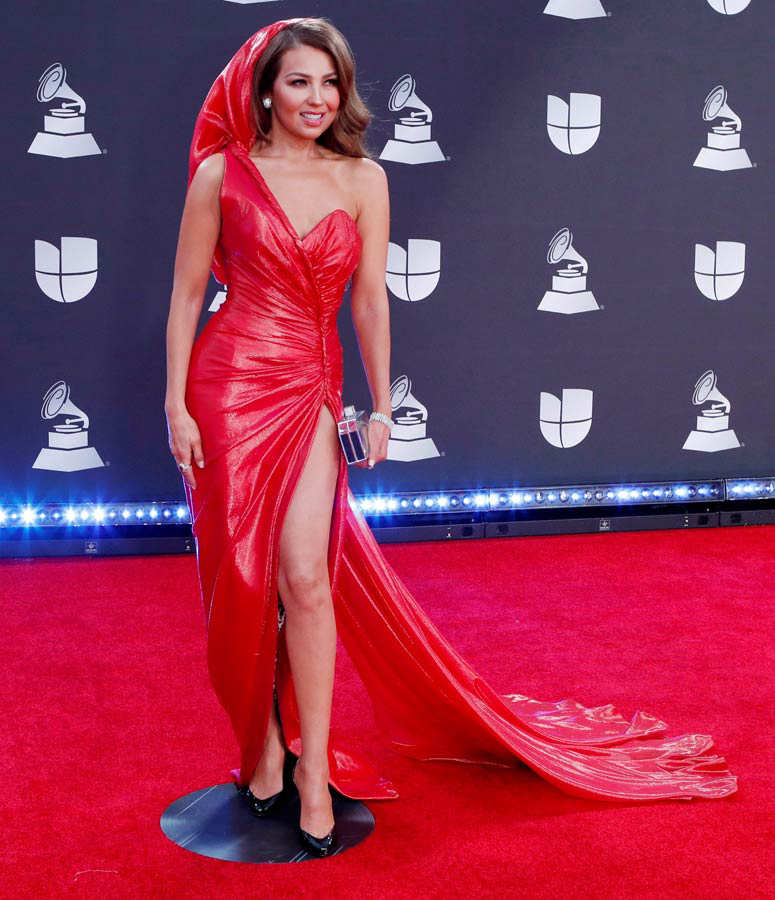 Arrivals - 20th Latin Grammy Awards