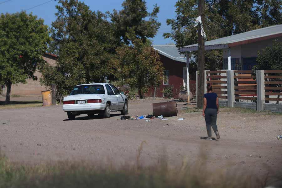 Comunidad LeBarÛn, una zona marcada por la desgracia y el narcotr·fico