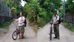 """Ana Elsy y Francisco, los """"médicos"""" sin hospital de las comunidades de La Paz"""