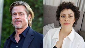 Ella es la actriz que le podría quitar la soltería a Brad Pitt