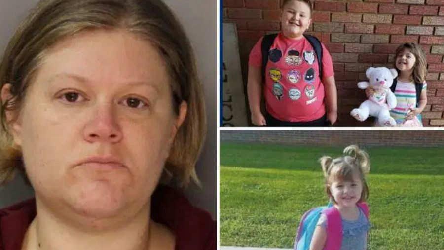 Encuentran a dos niños colgados en un sótano; arrestan a la madre