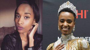 Las curiosidades detrás de Zozibini Tunzi, elegida Miss Universo 2019