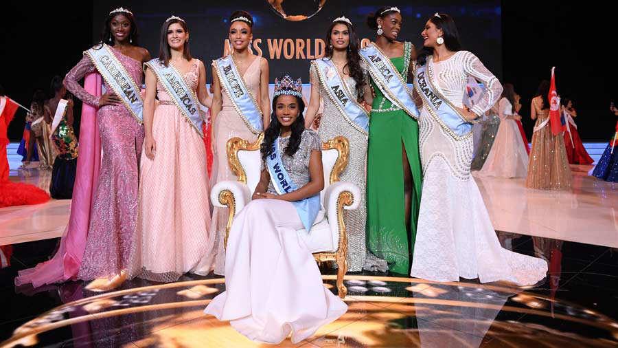BRITAIN-MISS WORLD-FINAL