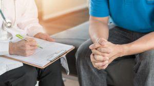 ordeño de próstata masculino solo