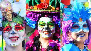 El color, la alegría y la diversión se toman las calles de Antiguo Cuscatlán