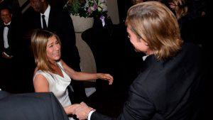 FOTOS: Así fue el encuentro entre Jennifer Aniston y Brad Pitt en los SAG Awards