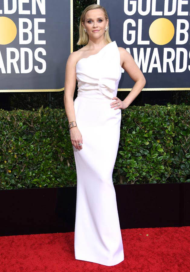 77th Annual Golden Globes awards - ARRIVALS