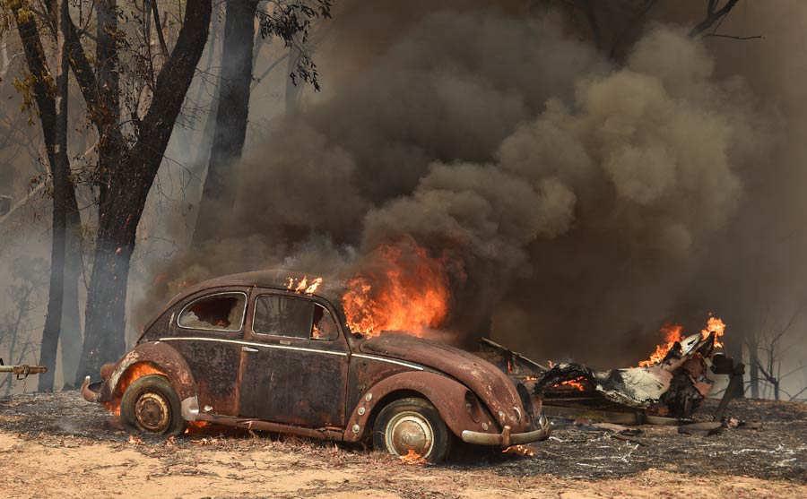AUSTRALIA-FIRE-CLIMATE-HEALTH-ENVIRONMENT