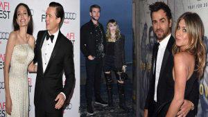 Conoce los ocho matrimonios fugaces que llevaron rupturas inesperadas en Hollywood