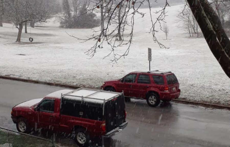 Resultado de imagen de Una potente tormenta invernal cubrió de nieve a Texas y Maine y luego causó estragos en Nueva Orleáns y otras partes del sur de Estados Unidos.