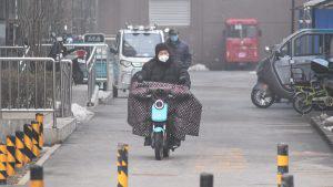 Salvadoreño capta la desolación en la ciudad de Beijing a causa del coronavirus