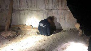 Patrulla fronteriza encuentra un nuevo narcotúnel que conecta México con Estados Unidos