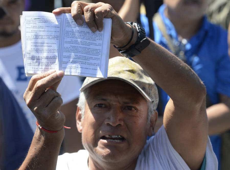 Protesta-Araujo-18