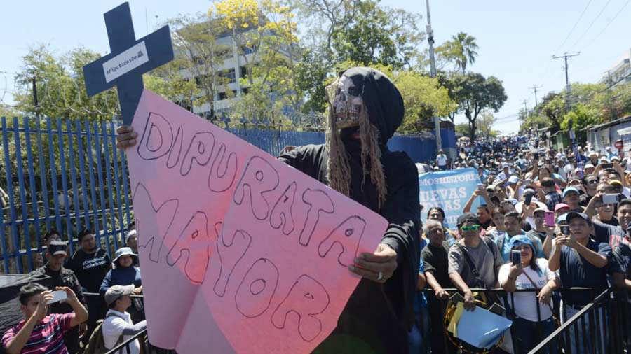 Protesta-Araujo-5