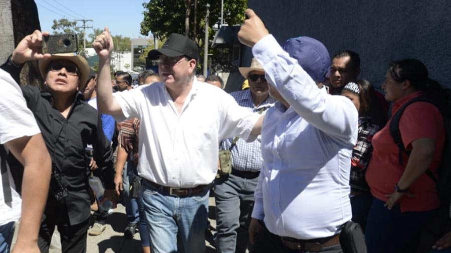 Protesta-Araujo8
