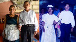 Paciencia, confianza y cariño, la fórmula para un matrimonio de 70 años
