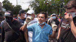 Protestas y descontento por ayuda ofrecida por el gobierno durante emergencia por coronavirus