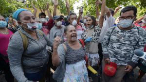 Caos y desesperación en los diferentes Cenade del país por ayuda ofrecida por el gobierno