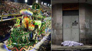 El Carnaval de Río de Janeiro cede el sambódromo para proteger a los indigentes del coronavirus