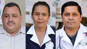 """""""La labor preventiva es titánica"""". Los cinco trabajadores de salud que previenen el COVID-19 en Tapalhuaca"""