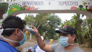 Tepecoyo en alerta por caso de coronavirus en Colón