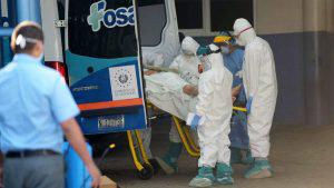 Pacientes de coronavirus en condición grave son ingresados en hospital Amatepec