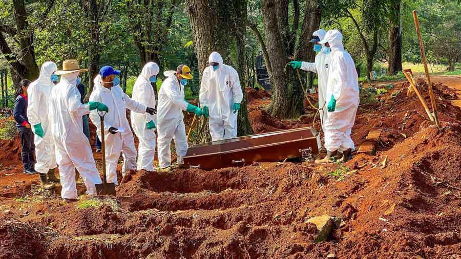 Crisis del coronavirus en Brasil