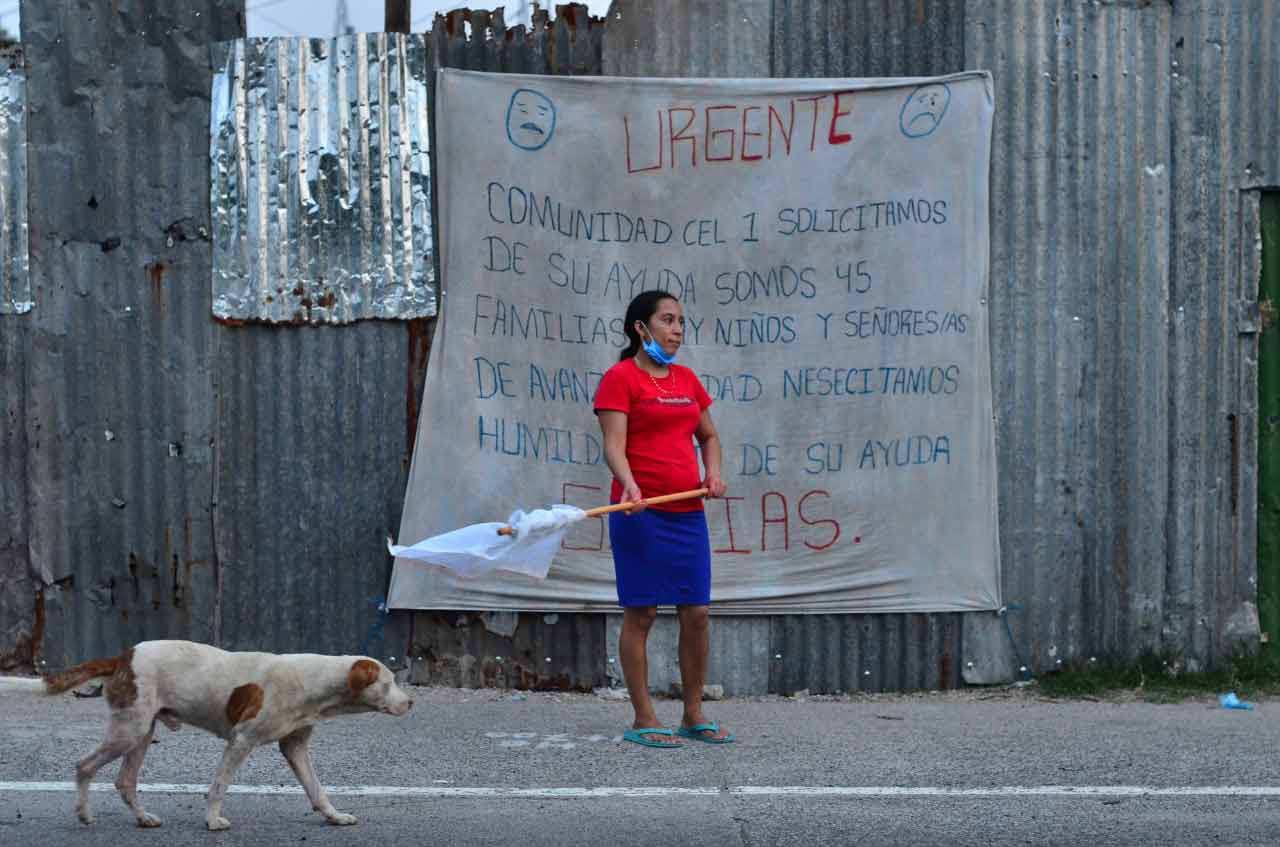 Banderas blancas en las calles_03