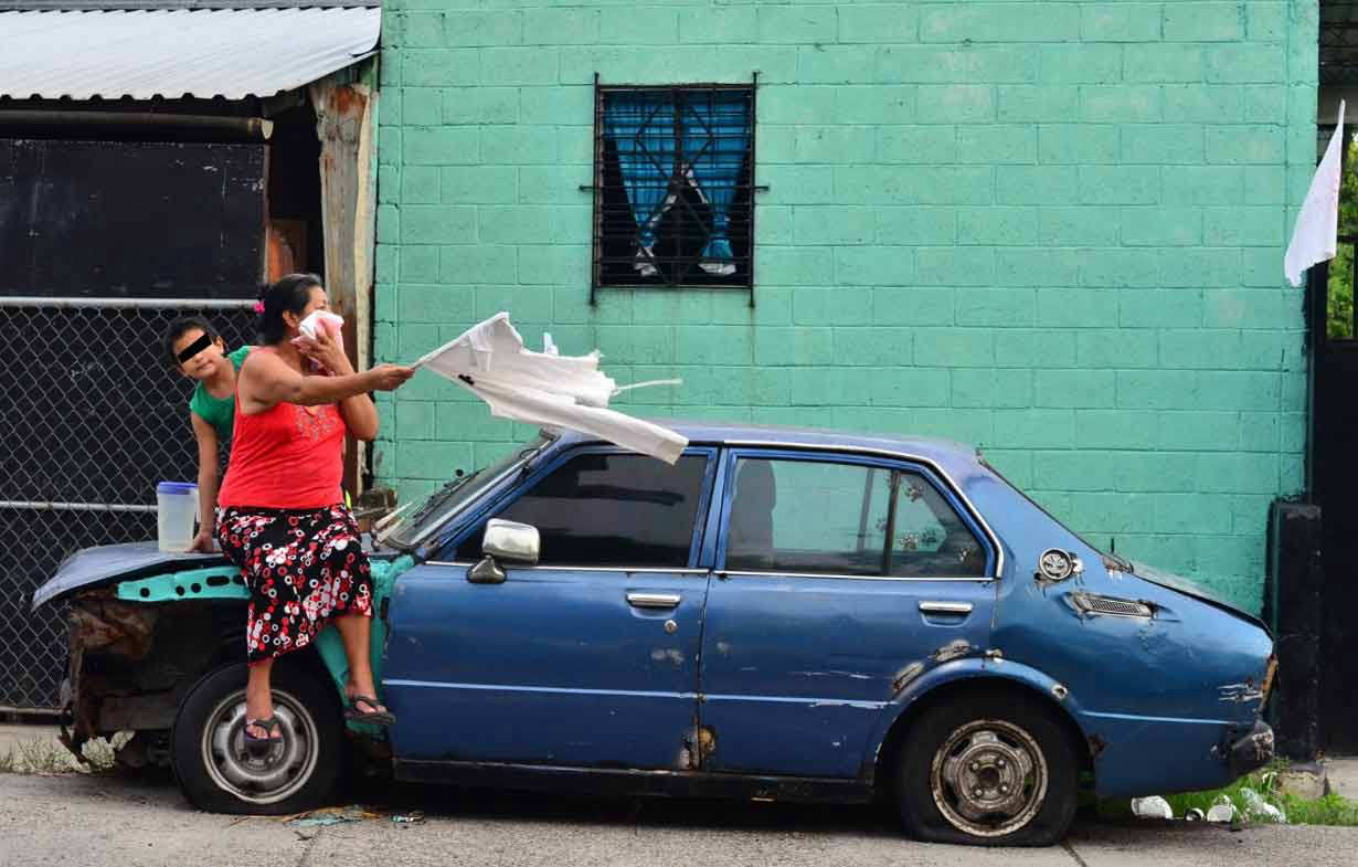 Banderas blancas en las calles_13